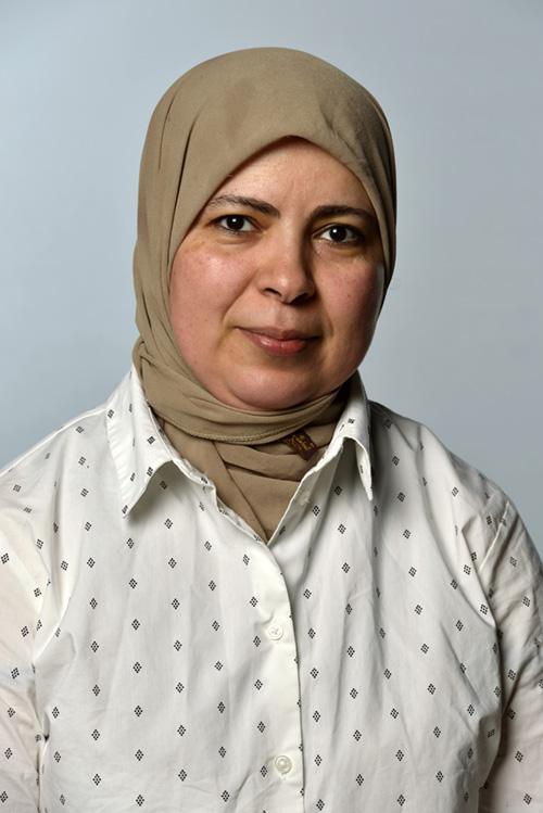Halima Mansouri